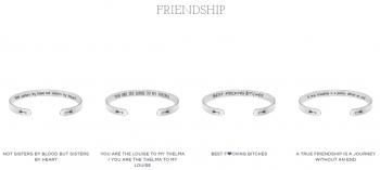 Explore The Latest Range Of Friendship