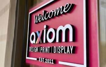 Axiom Print  |  Los Angeles Print Shop