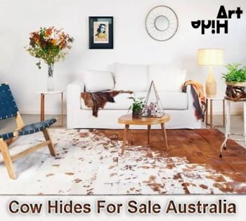 Cow Hides For Sale Australia | ArtHide