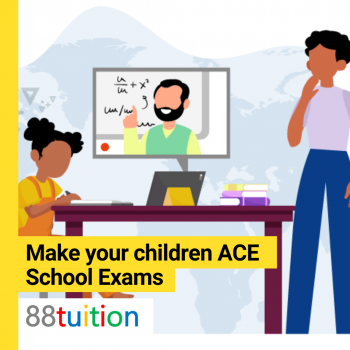 PSLE TUITION ONLINE