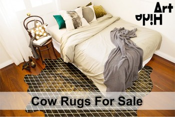 ArtHide: Exclusive Store Of Cow Rugs For