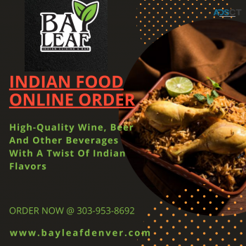 Indian Cuisine And Delicious Food Items