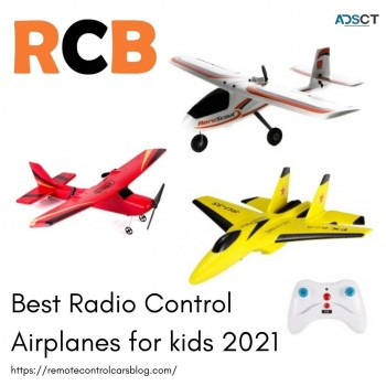 Know about the Best Radio Control Airpla