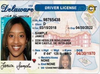 Driving licence, ID, passport and others
