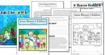 Free Printable Bible Activities For Kids