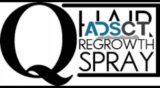 Q. Hair Regrowth Spray