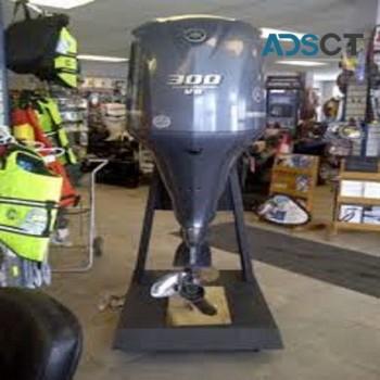 Used Yamaha 300 HP Outboard Motor