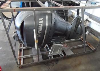 Used Yamaha 225 HP Outboard Motor
