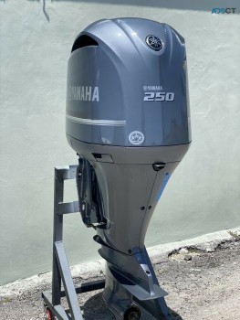 Used Yamaha 250 HP Outboard Motor