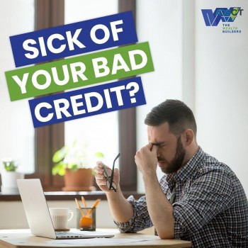 Raise Your Credit Card Score at The Wealth Builders