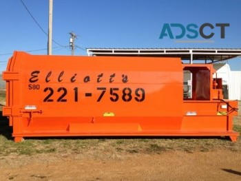 Call Elliot Hydraulics for your Roll Off Dumpster and Hydraulics needs